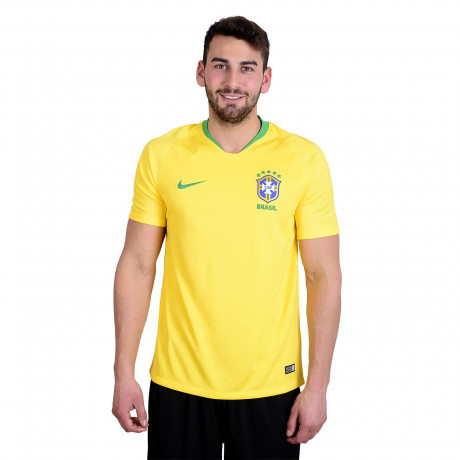 Camiseta Nike Brasil Stadium 2018