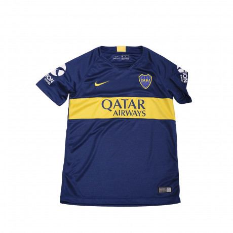 Camiseta Nike Boca Stadium 2018/2019 Kids
