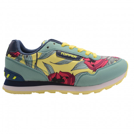 Zapatillas Topper Goa Floral