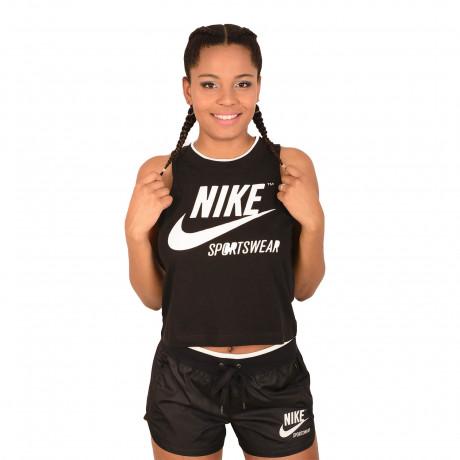 Musculosa Nike Crop