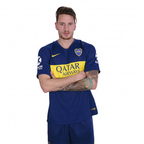 Camiseta Boca Dry Match 2018/2019