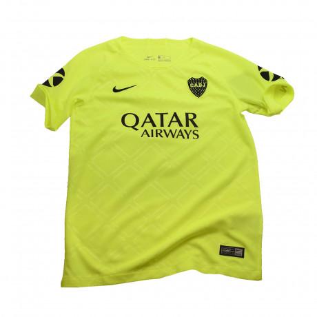 Camiseta Nike Boca Brt Stadium 3R Kids 2018/2019