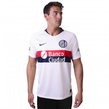 Camiseta Nike San Lorenzo Breathe Stadium 2019