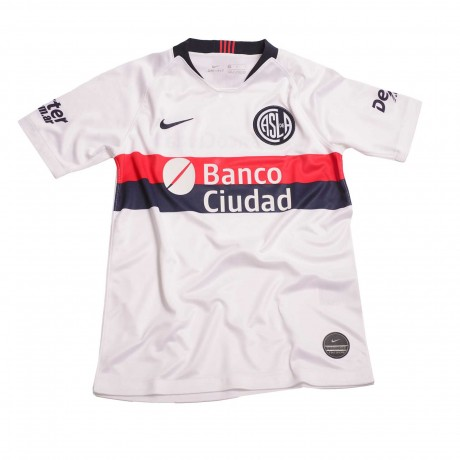 Camiseta Nike San Lorenzo Breathe Stadium Away 2019