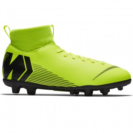 Botines Nike Superfly 6 Club Mg Jr