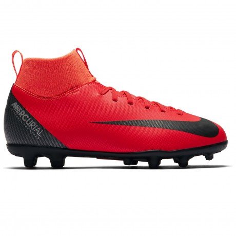 c91ec3d81 Botines Nike Cr7 Superflyx 6 Club Mg Jr