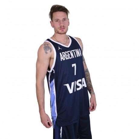 Camiseta Nike Jordan Argentina Campazzo Away 2018