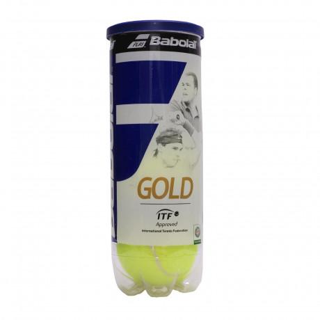 Pelotas Babolat Gold