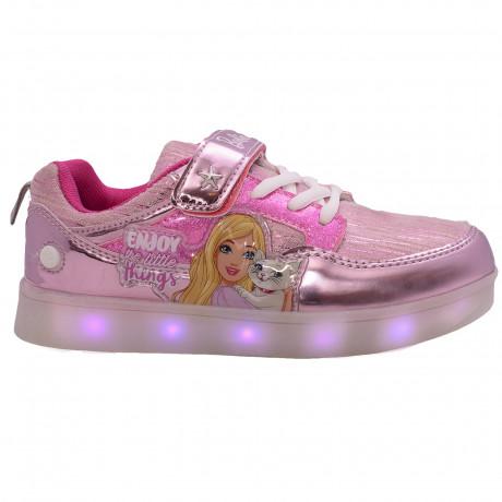 Zapatillas Footy Led Barbie