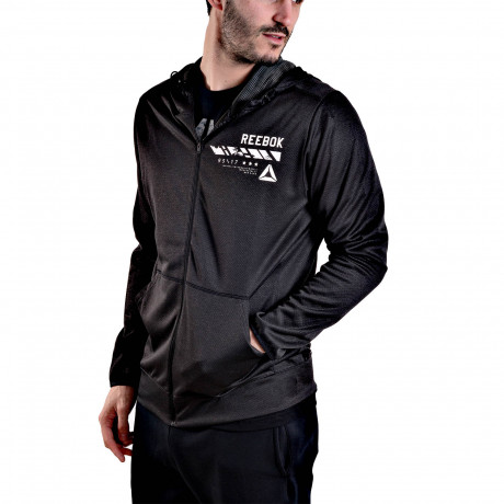 Campera Reebok Wor Elitage Group Fz