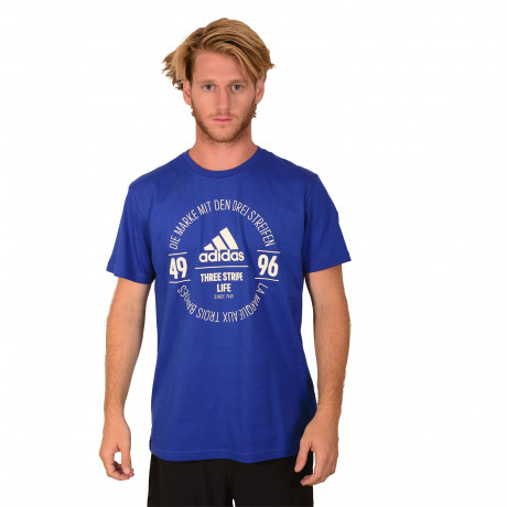 Remera Adidas Logo