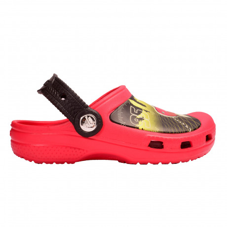 Zuecos Crocs Lightning Mc Queen Kids