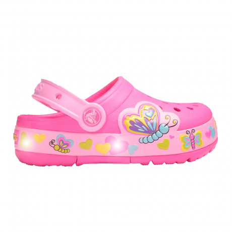 Zuecos Crocs Crocslights Kids