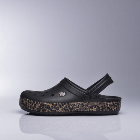 Sandalias Crocs Crocband Leopard