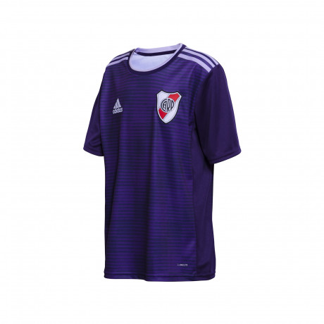 Camiseta Adidas River Plate Away Jersey Kids 2018/2019