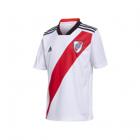 Camiseta Adidas River Plate Home Kids 2018/2019