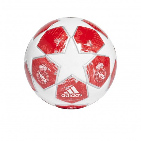 Pelota Adidas Finale 18 Real Madrid Mini