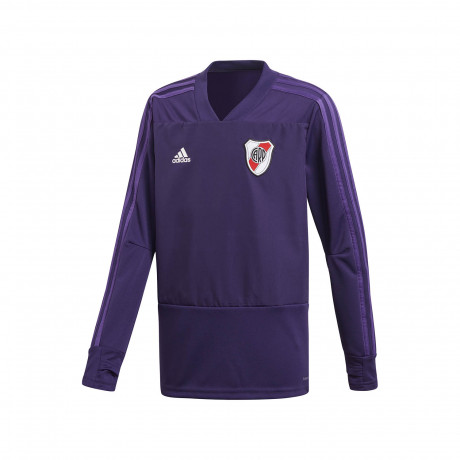 Buzo Adidas River Plate Training Kids 2018/2019