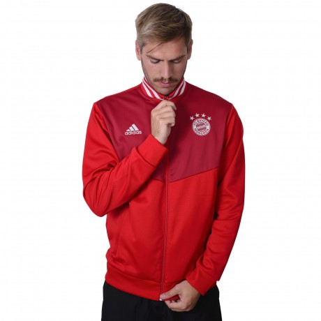 Campera Adidas Fc Bayern 3 Stripes