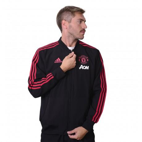 Campera Adidas Presentación Manchester United