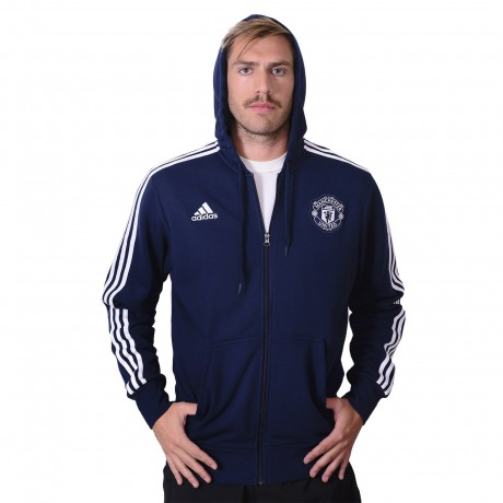Campera Adidas Manchester United 3 Stripes