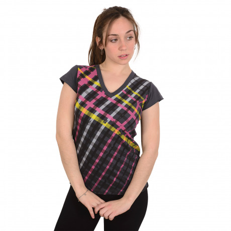 Remera Converse Plaid