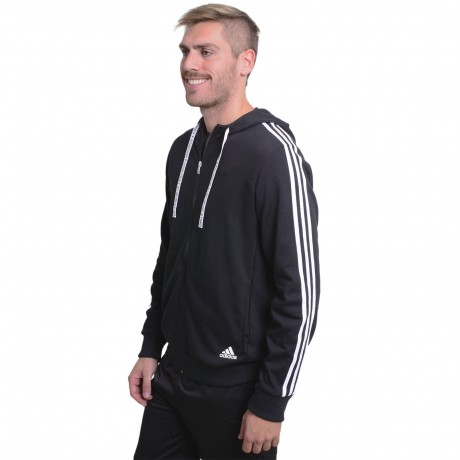 Campera Adidas Essentials 3 Stripes