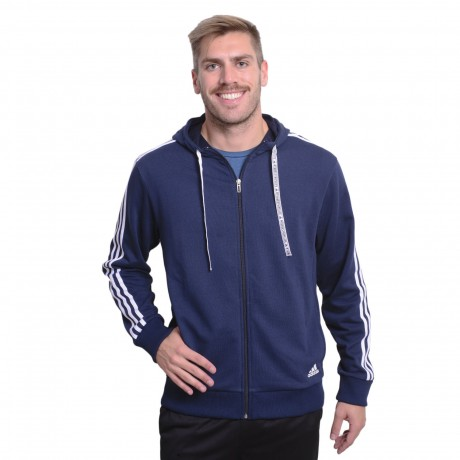 Campera Adidas Essentials 3 Stripes