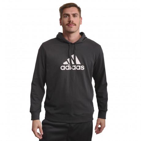 Buzo Adidas Essentials Logo Hoodie Ft