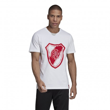 Remera Adidas River Plate Dna Graphic 2019