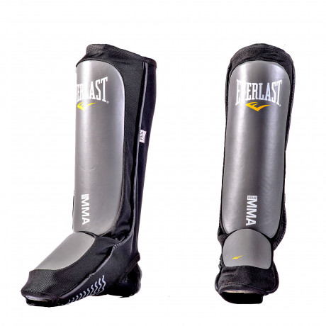 Tibiales Everlast Mma Shin Guards