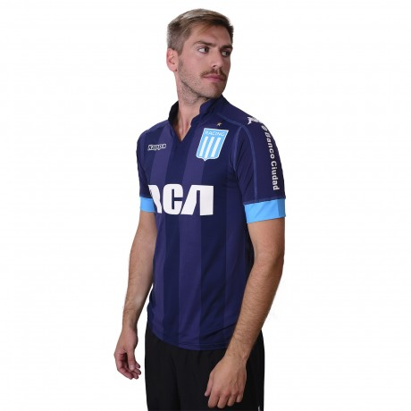 Camiseta Kappa Racing Club Away 2017 Stadium