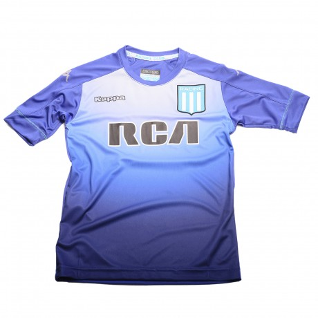 Camiseta Kappa Arquero Racing Club 2017 Kids