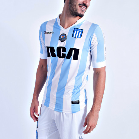 Camiseta Kappa Aniversario Racing Club