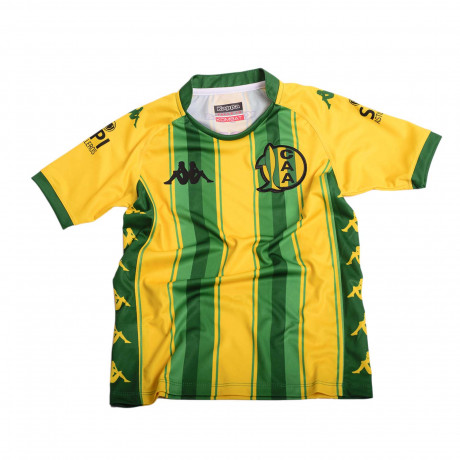 Camiseta Kappa Aldosivi Home Player 2018 Kids