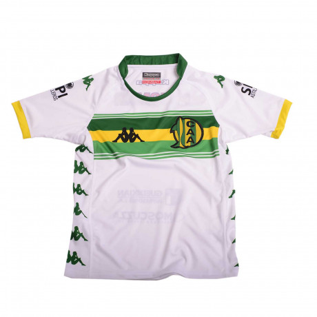 Camiseta Kappa Aldosivi Kombat Away Player 2018 Kids