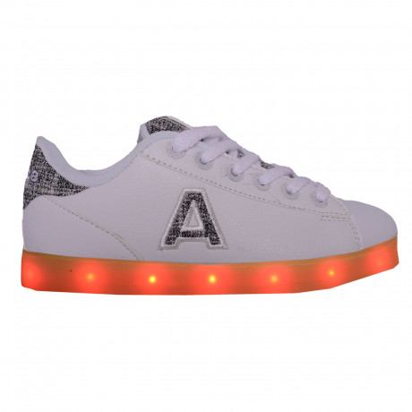 Zapatillas Addnice Led Usb Manchester