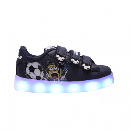 Zapatillas Addinice Led Usb Minions Mundial