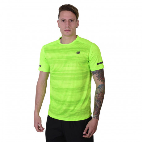 Remera New Balance Max Intensity