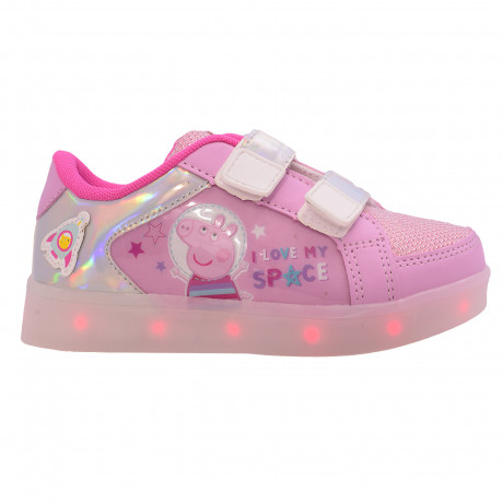 Zapatillas Footy Led Peppa