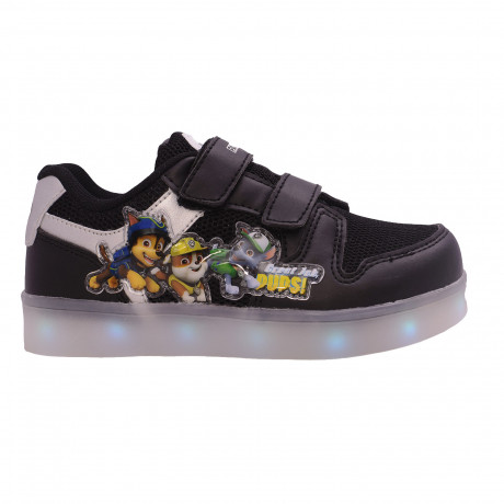 Zapatillas Footy Led Paw Patrol