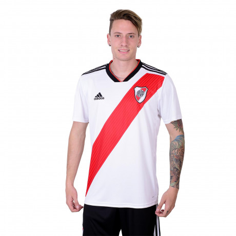 Camiseta Adidas River Plate Home 2018/2019
