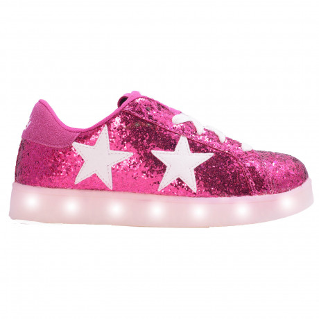 Zapatillas Footy Glitter Led